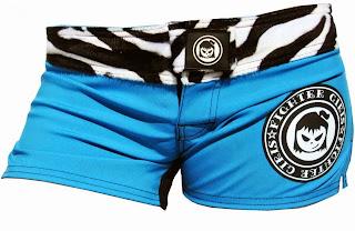 Swim shorts for women
