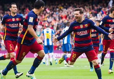 نتيجة مباراة برشلونة وريال بيتيس اليوم 29/1/2017 تنتهى بالتعادل بنتيجة اهداف 1-1