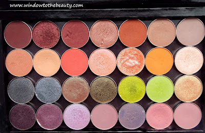 mug eyeshadows