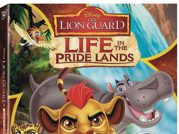 Roar With The Lion Guard: Life In The Pride Lands