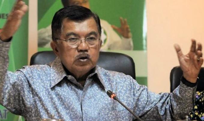 Panglima TNI, AS, Wapres JK