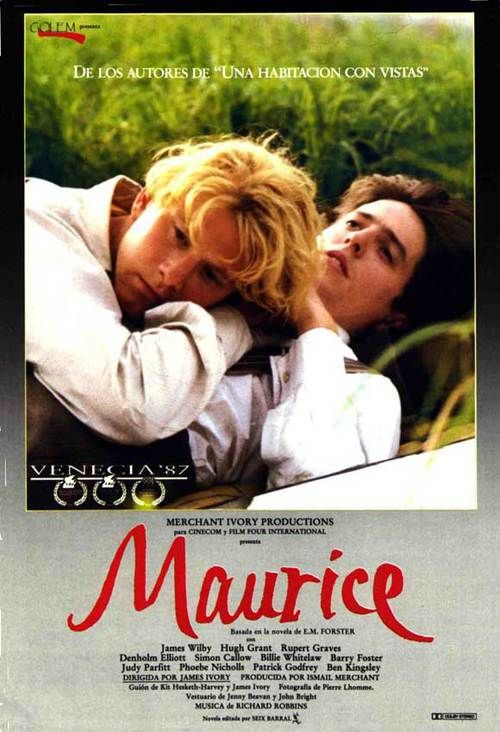 """MAURICE"" : birth of new genre (1987)"