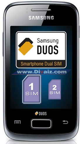 Samsung Galaxy GT-S6102 - www.divaizz.com