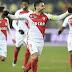#Fútbol: Dortmund cae 3-2 ante Mónaco en emotivo partido tras ataques
