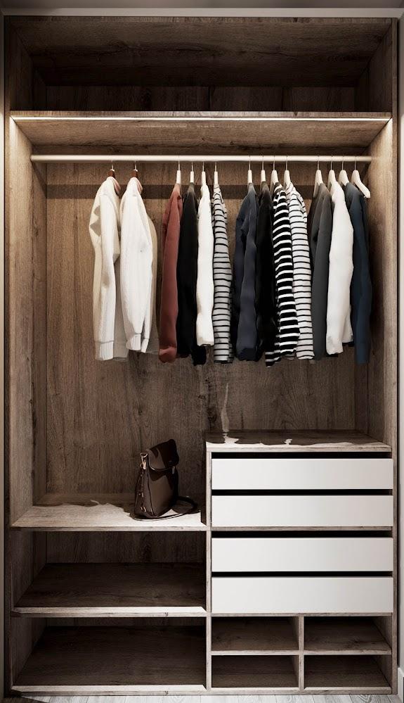 rustic-wood-closet