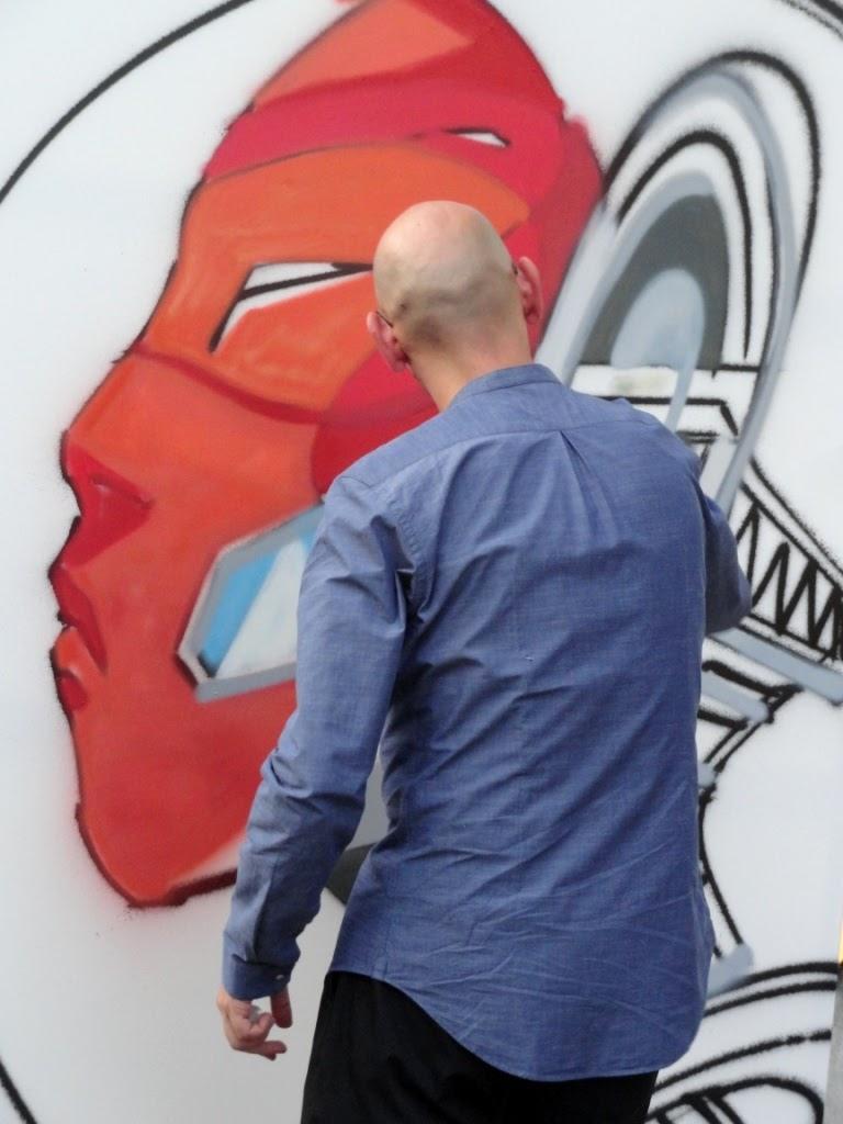 Didier Jaba Mathieu graff