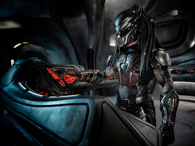 The Predator 2018 movie still