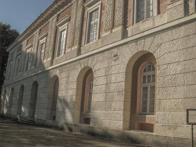 Palazzina Inglese, casa del giardiniere a Caserta