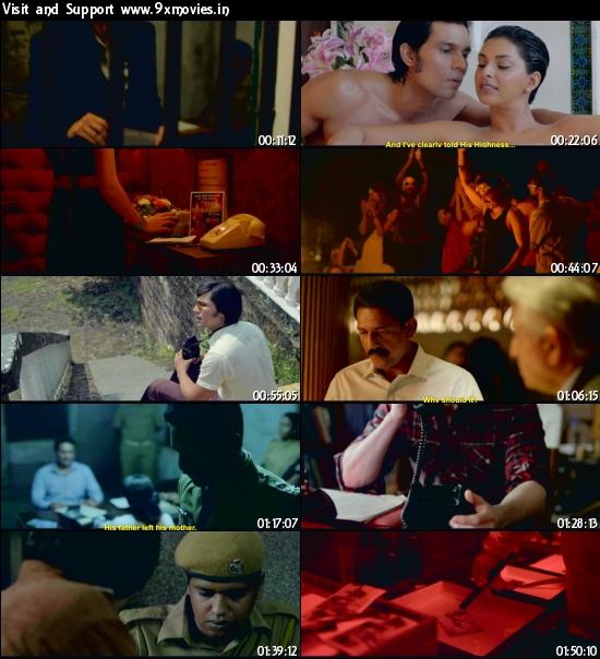 Main Aur Charles 2015 Hindi 720p WEB HDRip
