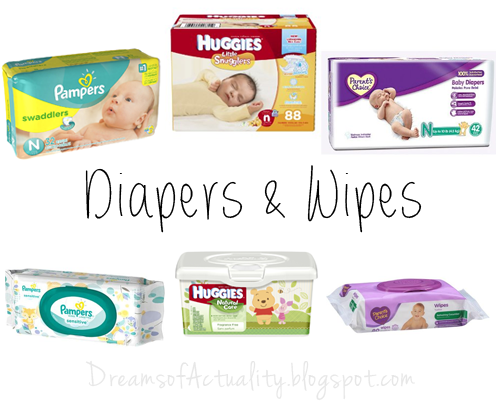 One Month In: Diapering