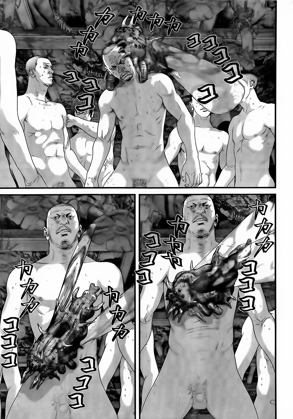 Gantz chap 345 trang 22
