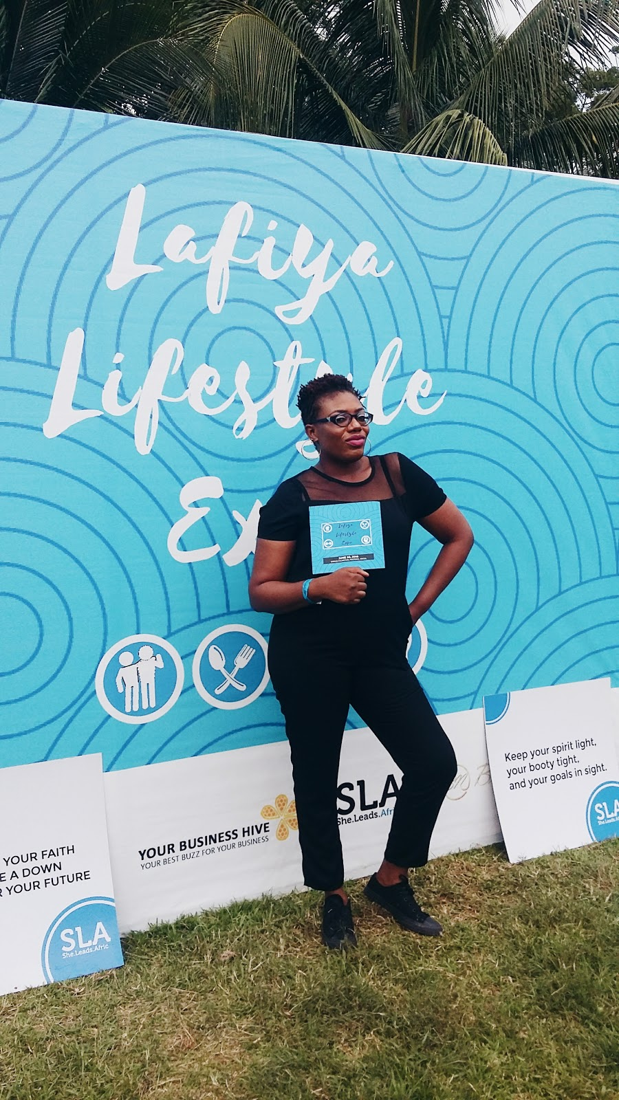She Leads Africa (SLA): The Lafiya Lifestyle Expo Experience
