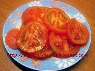 Ντομάτες τηγανιτές με χυλό μπύρας - από «Τα φαγητά της γιαγιάς»
