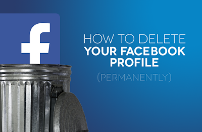 Don't know how to delete Facebook account?