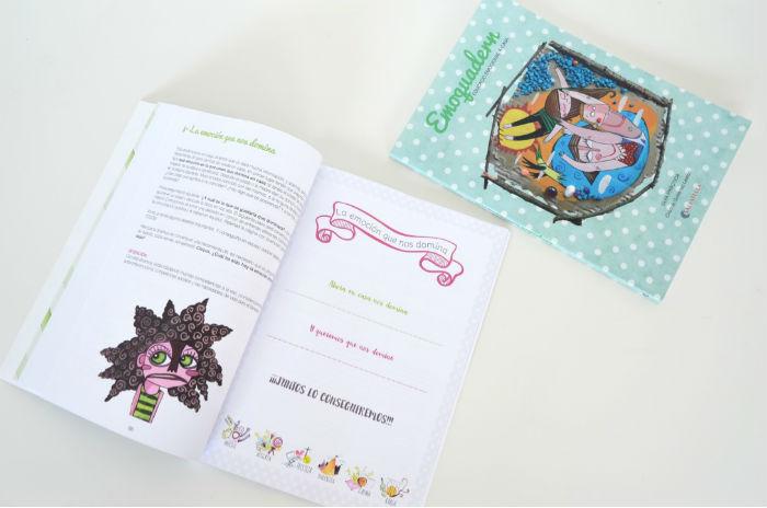 libro emocuaderno guía práctica educación emocional casa cristina gutierrez leston