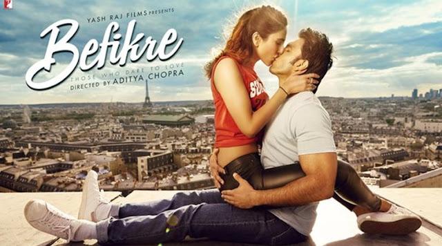 Befikre, Befikre Movie, Befikre Ranveer Singh, Befikre Poster