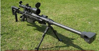 Sniper SPR 2 Pindad