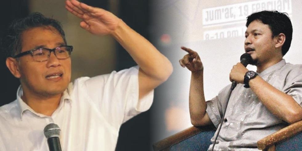 Budiman Sudjatmiko vs Akmal Sjafril