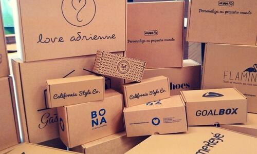 cajas troqueladas para tiendas online