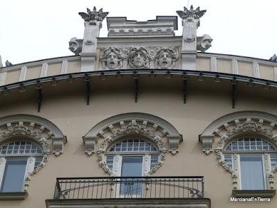 Apartamento Lyebedinskiy, calle Alberta nº4, Riga