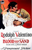 Valentino movie poster