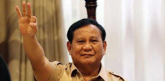 "Soal ""Tampang Boyolali"", Prabowo: Saya Seloroh"