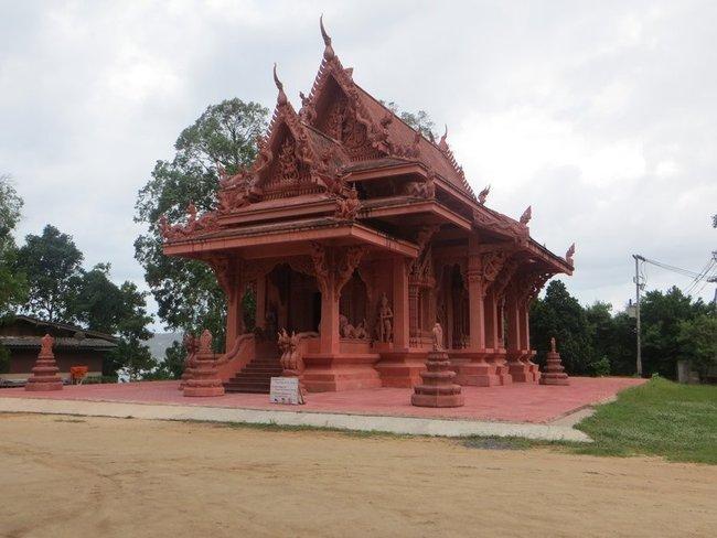 Красный храм Самуи