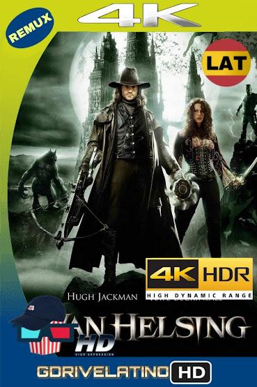 Van Helsing: El Cazador de Monstruos (2004) BDRemux 4K HDR Latino-Ingles MKV