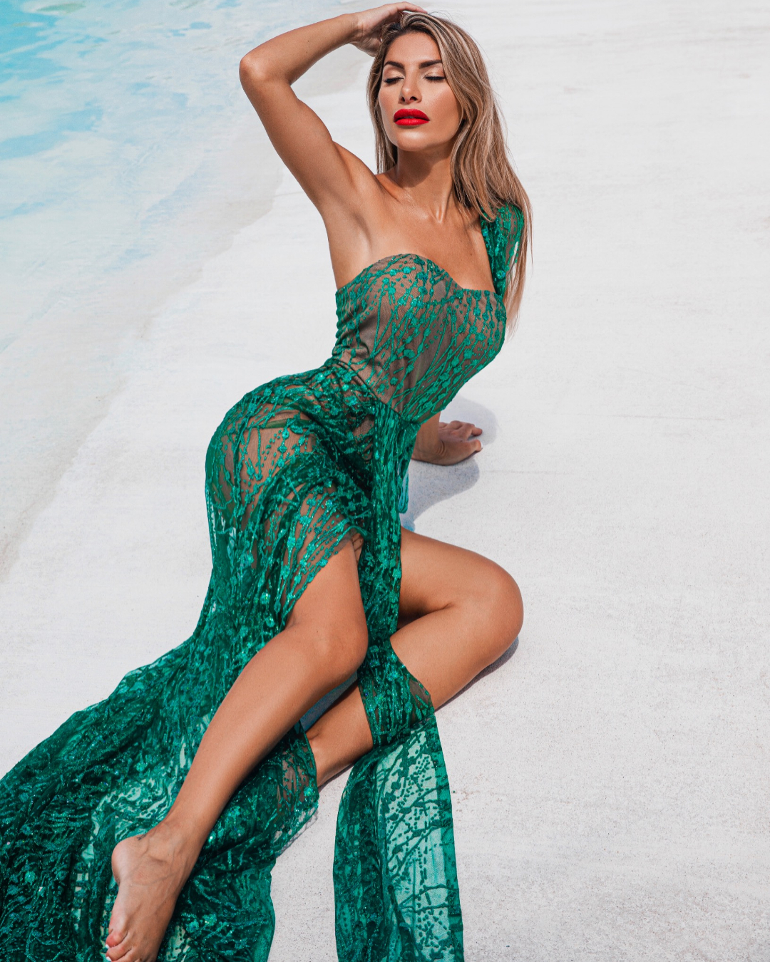Fernanda Sosa as model and influencer
