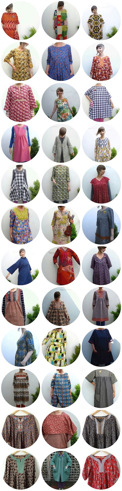 Handmade clothes by Ivy Arch 16 May 2013 - 16 May 2014