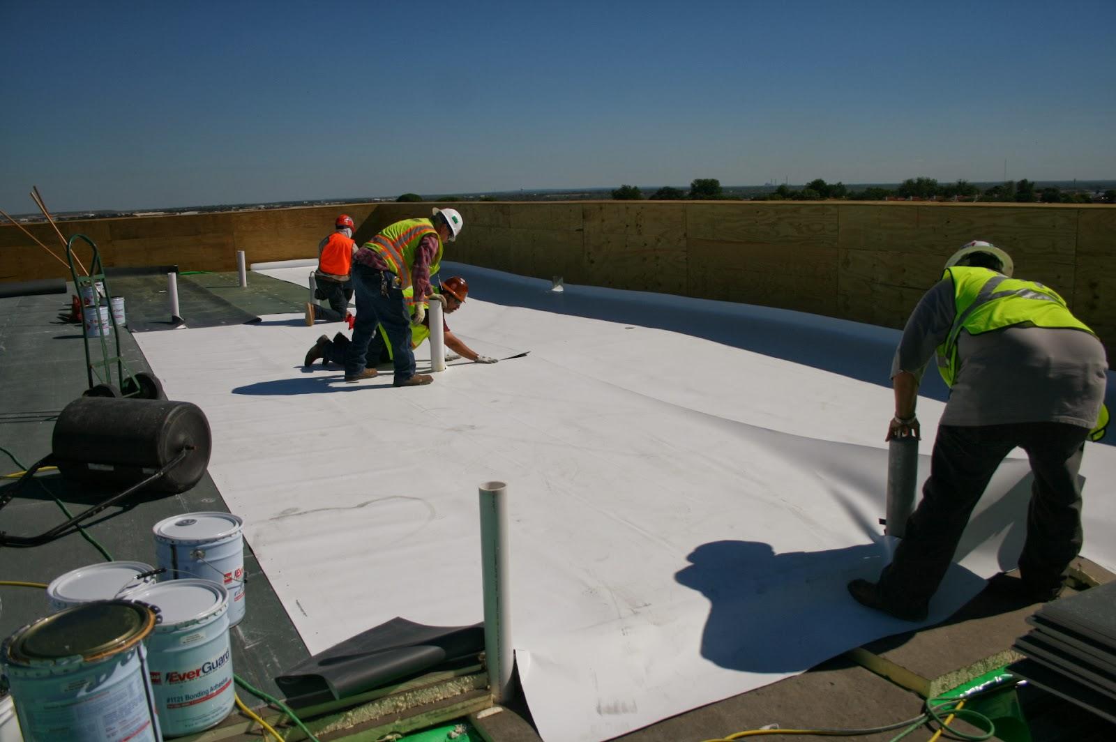 Roof Talk 101 Tpo Maintenance Best Practices