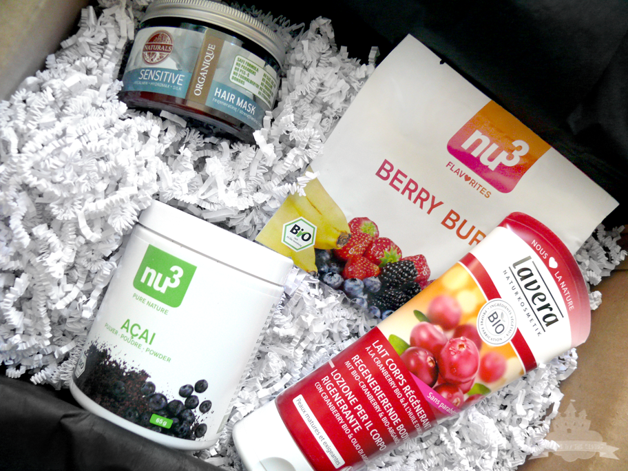Unboxing Nu3 Insider-Box #3 Natural Beauty
