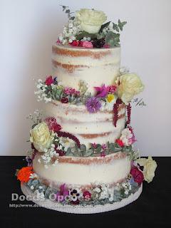 bolo flores comestiveis