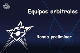 arbitros-futbol-champions-futsal