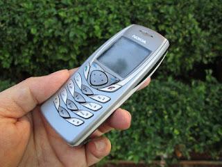 Nokia 6100 Jadul Kolektor Item