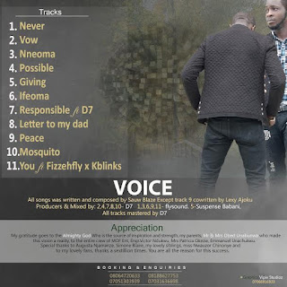 "Imo Celebrities Line Up For Sauw Blaze's ""VOICE"" Album Launch 3"