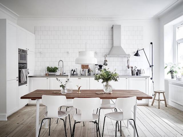 Những lưu ý khi thiết kế nội thất phòng ăn phong cách Vintage 1