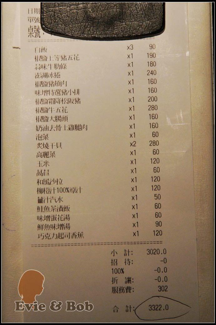 胡同燒肉 臺中六號店 - 瑚同燒肉夜食