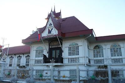 Gen. Emilio Aguinaldo Shrine, Kawit, Cavite