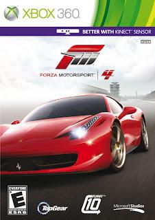 Forza Motorsport 4 (X-BOX360) 2011