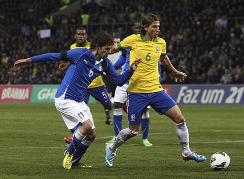 Hậu vệ trái: Filipe Luis