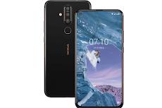 Harga dan Spesifikasi Nokia X71 Indonesia 2019 (Nokia 8.1)