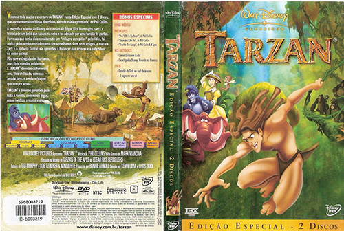 Tarzan Torrent - BluRay Rip