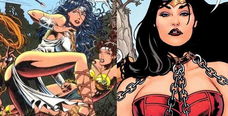 0dd20f9fdc50 15 debilidades que no sabías que Wonder Woman tenía ~ Nación de ...