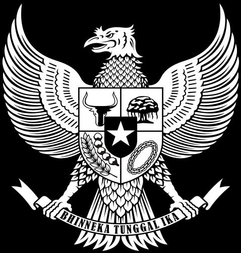 Vectorall Garuda Pancasila