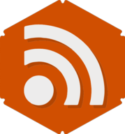 rss hexagon icon