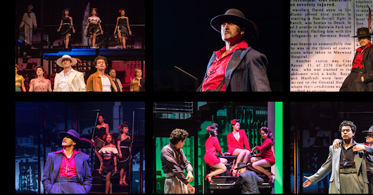 Review: Zoot Suit. Sapo and Culture Clash. Guest Column: David Bowles
