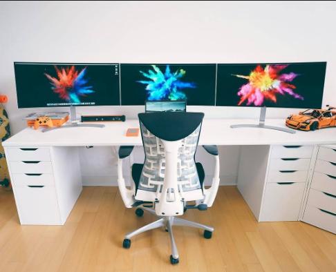 Desain Ruang Kerja Bisnis Online