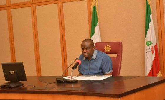 Gov Wike Reacts: My Voice Was Manipulated In The Leaked Audio Recording