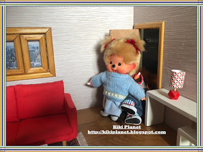kiki monchhichi chucky child's play andy barclay wanna play